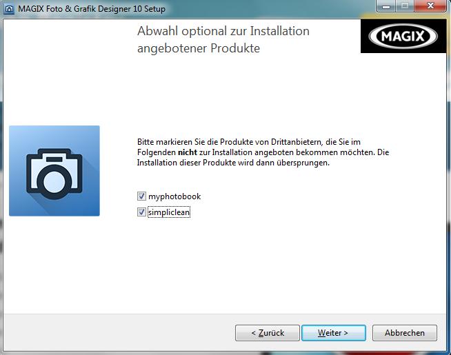 02 Installation Zusatzsoftware