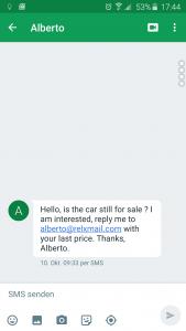 Vorsicht Beim Autoverkauf Per Paypal Autoscout24 Mobile