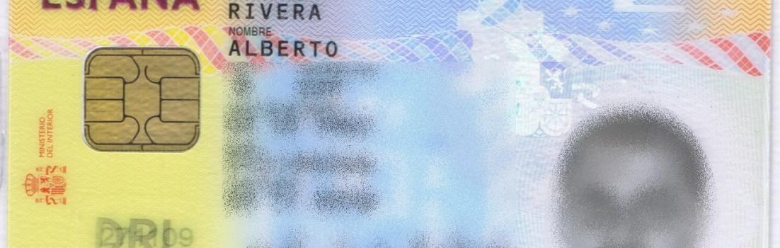 Autoscout24 Betrüger spanischer Pass